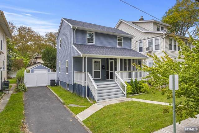 120 Cleveland Terrace, Bloomfield, NJ 07003 (#21041839) :: NJJoe Group at Keller Williams Park Views Realty