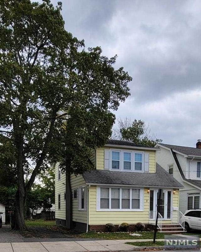 8 Franklin Avenue, West Orange, NJ 07052 (#21041879) :: NJJoe Group at Keller Williams Park Views Realty
