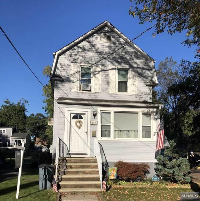 163 E Fairmount Avenue, Maywood, NJ 07607 (#21042176) :: NJJoe Group at Keller Williams Park Views Realty