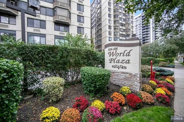 326 Prospect Avenue 8C, Hackensack, NJ 07601 (MLS #21042559) :: Team Braconi | Christie's International Real Estate | Northern New Jersey