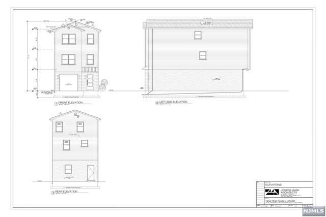 47 Mount Pleasant Avenue, Belleville, NJ 07109 (MLS #21042584) :: Team Braconi   Christie's International Real Estate   Northern New Jersey