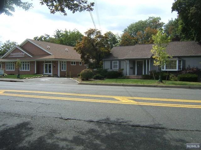 25 N Franklin Tpke, Ramsey, NJ 07446 (#1739399) :: RE/MAX Properties