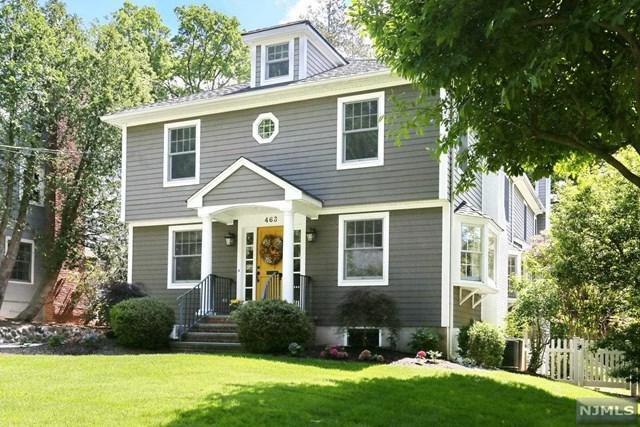 463 Upper Boulevard, Ridgewood, NJ 07450 (#1746597) :: RE/MAX Properties