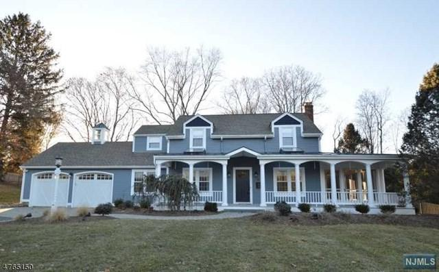 16 N Linden Lane, Mendham Borough, NJ 07945 (#1803392) :: Group BK