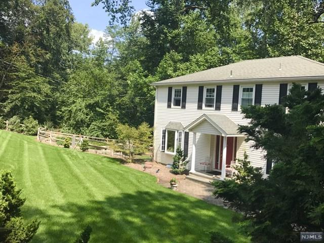 536 W Saddle River Road, Upper Saddle River, NJ 07458 (#1805553) :: RE/MAX Properties