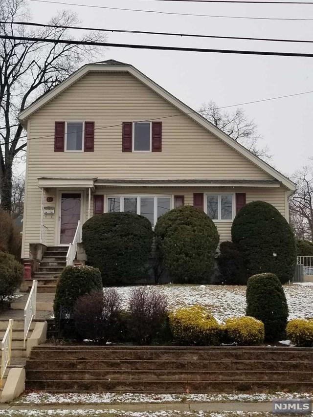 51 Cathedral Avenue, Nutley, NJ 07110 (#1809659) :: Group BK
