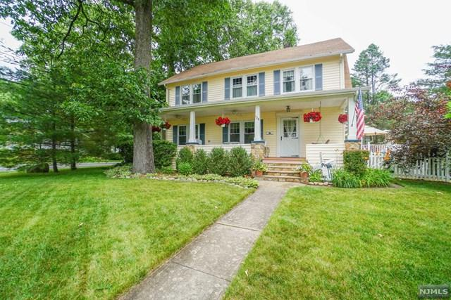 128 Glen Avenue, Midland Park, NJ 07432 (MLS #1826261) :: William Raveis Baer & McIntosh