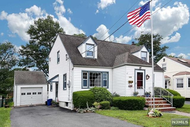 36 Dora Avenue, Waldwick, NJ 07463 (#1828250) :: RE/MAX Properties