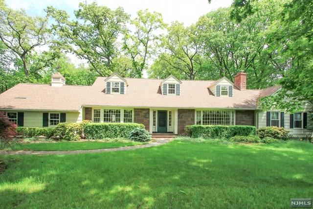 3 Twin Brooks Road, Saddle River, NJ 07458 (#1829632) :: RE/MAX Properties