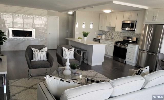 277 Prospect Avenue 10F, Hackensack, NJ 07601 (#1830213) :: RE/MAX Properties
