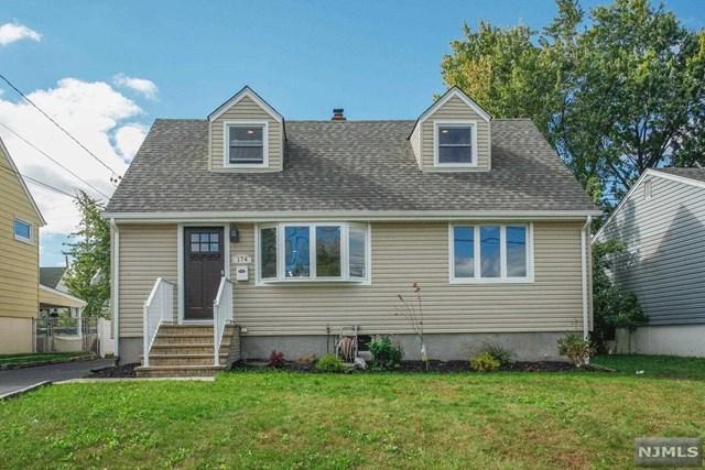 174 Palmer Terrace, Wood Ridge, NJ 07075 (MLS #1842227) :: William Raveis Baer & McIntosh