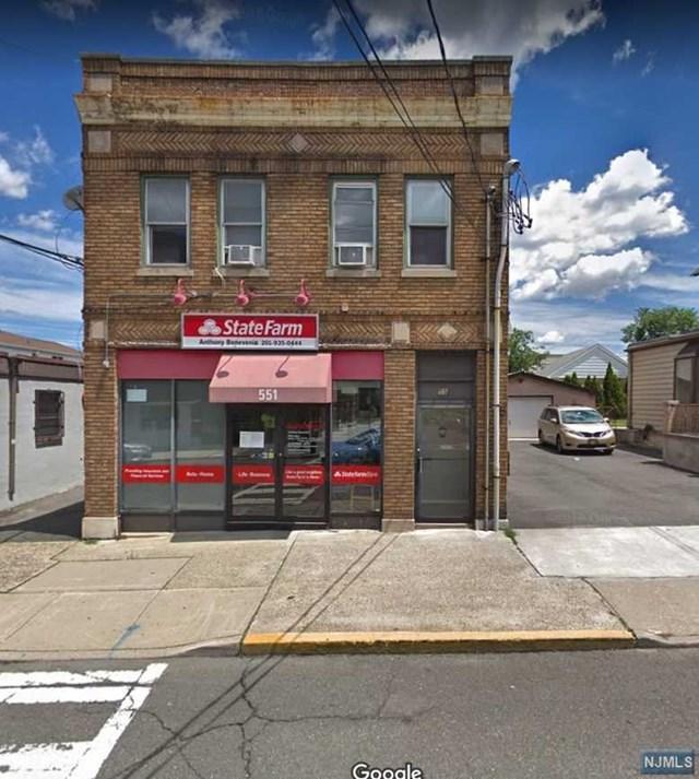 551 Valley Brook Avenue, Lyndhurst, NJ 07071 (MLS #1844101) :: The Dekanski Home Selling Team