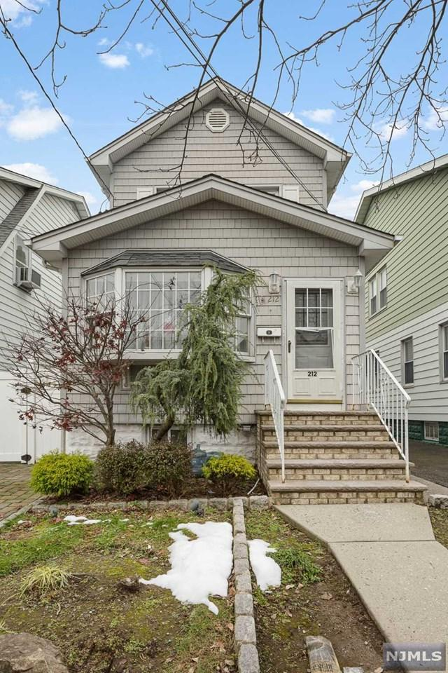 212 Prospect Avenue, North Arlington, NJ 07031 (#1847110) :: Group BK