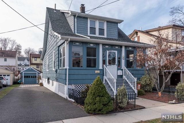 58 Cliff Street, Haledon, NJ 07508 (MLS #1849550) :: The Dekanski Home Selling Team