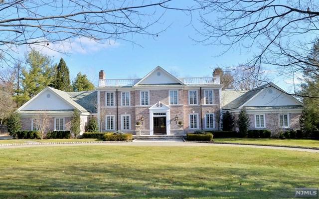4 High Meadow Road, Saddle River, NJ 07458 (#1849596) :: Berkshire Hathaway HomeServices Abbott Realtors