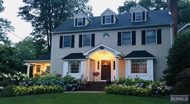 5 Arlena Terrace, Ramsey, NJ 07446 (MLS #1904486) :: William Raveis Baer & McIntosh