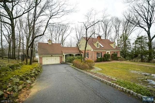 155 Grandview Avenue, North Caldwell, NJ 07006 (#1912194) :: Berkshire Hathaway HomeServices Abbott Realtors