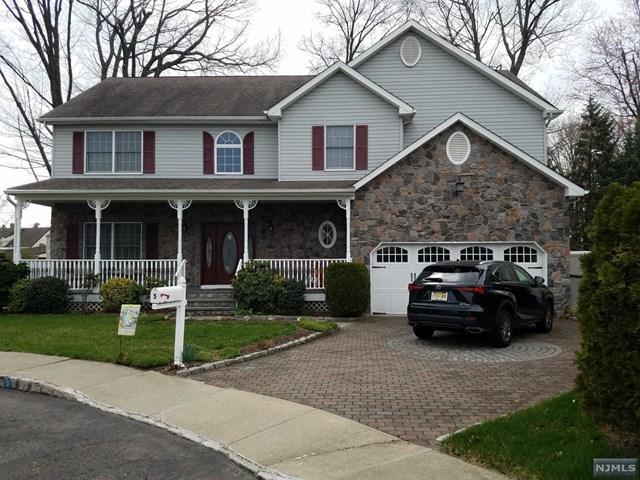 5 Orchard Lane, Saddle Brook, NJ 07663 (#1916756) :: Berkshire Hathaway HomeServices Abbott Realtors