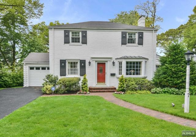 7 Belmont Road, Glen Rock, NJ 07452 (#1922891) :: Group BK