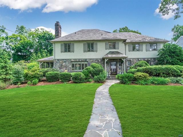725 Belmont Road, Ridgewood, NJ 07450 (#1928267) :: Group BK