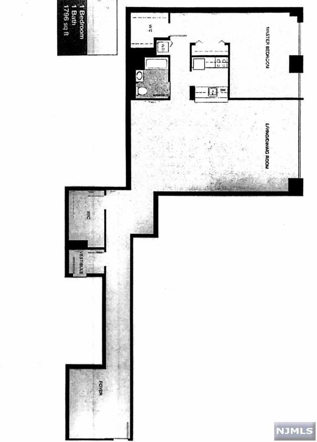 100 Old Palisade Road #1017, Fort Lee, NJ 07024 (MLS #1928850) :: William Raveis Baer & McIntosh