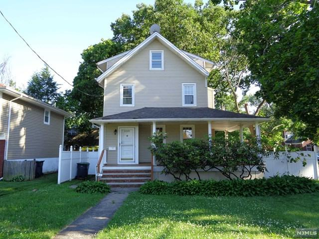 228 Hickory Avenue, Bergenfield, NJ 07621 (MLS #1929832) :: William Raveis Baer & McIntosh