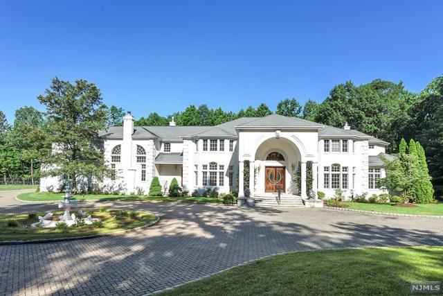 23 Cameron Road, Saddle River, NJ 07458 (MLS #1930168) :: The Dekanski Home Selling Team
