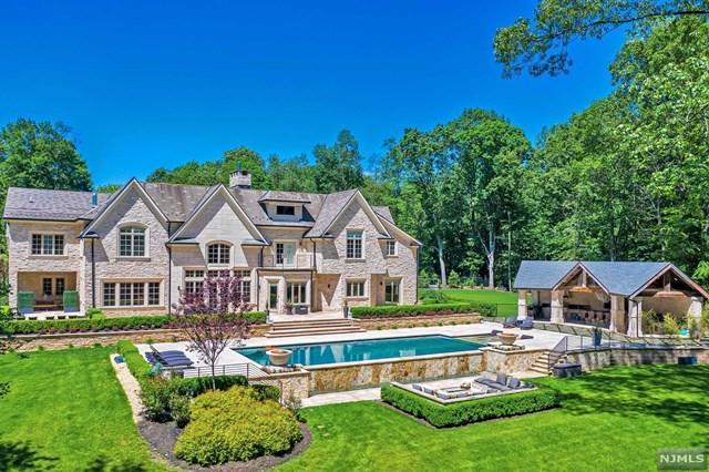 1 Scheffler Drive, Saddle River, NJ 07458 (MLS #1931555) :: The Dekanski Home Selling Team