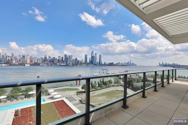 1200 Ave At Port Imperial #606, Weehawken, NJ 07086 (MLS #1933650) :: Team Francesco/Christie's International Real Estate