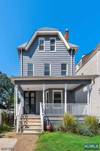 69 Ashland Avenue, East Orange, NJ 07017 (MLS #1946722) :: William Raveis Baer & McIntosh