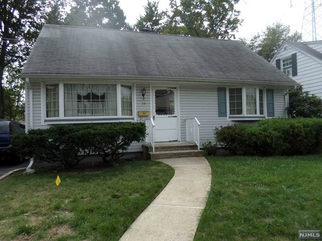 34 Reigate Road, Bloomfield, NJ 07003 (MLS #1946911) :: William Raveis Baer & McIntosh
