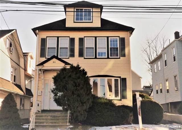 33 Palmer Street, Passaic, NJ 07055 (#20001830) :: NJJoe Group at Keller Williams Park Views Realty