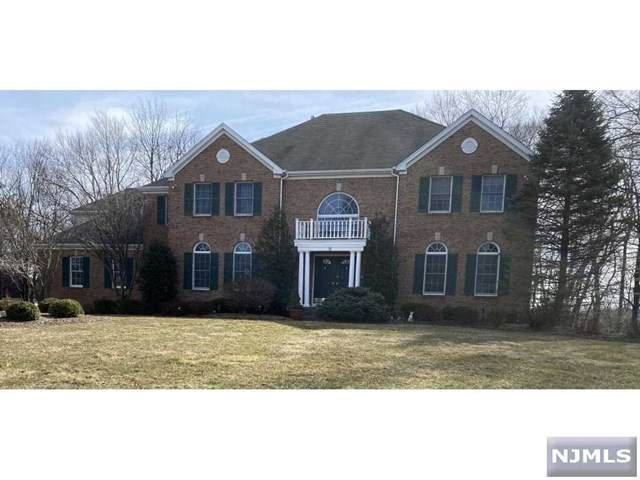 8 Fawn Hill Court, Randolph Township, NJ 07869 (MLS #20010510) :: The Sikora Group