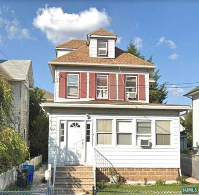 16 Pearl Street, Passaic, NJ 07055 (MLS #20030017) :: The Lane Team