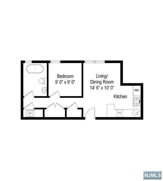 70 S Munn Avenue #109, East Orange, NJ 07018 (MLS #20044925) :: Provident Legacy Real Estate Services, LLC