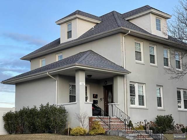 102 Stover Avenue, North Arlington, NJ 07031 (MLS #21002755) :: The Sikora Group