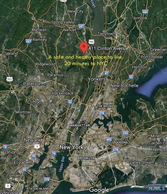 411 Clinton Avenue, Northvale, NJ 07647 (MLS #21008751) :: Corcoran Baer & McIntosh