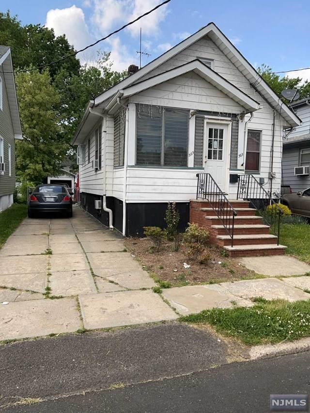 565 Buchanan Street, Hillside, NJ 07205 (MLS #21021270) :: RE/MAX RoNIN