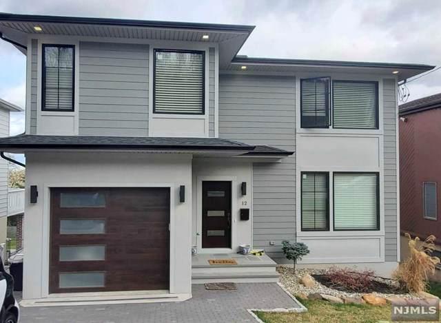 12 Mountainside Terrace, Clifton, NJ 07013 (MLS #21025312) :: Corcoran Baer & McIntosh