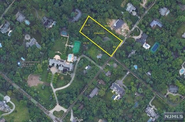 27 Warren Lane, Alpine, NJ 07620 (#21030435) :: United Real Estate