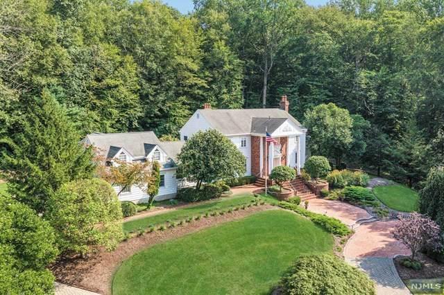 2 Quail Ridge Road, Saddle River, NJ 07458 (MLS #21037719) :: Team Braconi   Christie's International Real Estate   Northern New Jersey
