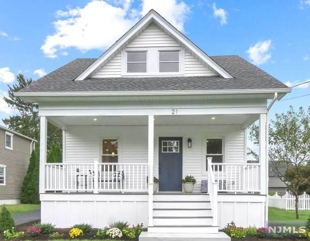 21 Andrews Place, Pequannock Township, NJ 07444 (MLS #21042308) :: Corcoran Baer & McIntosh