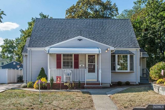 71 Bergen Ave, Wanaque, NJ 07420 (MLS #1740238) :: The Dekanski Home Selling Team