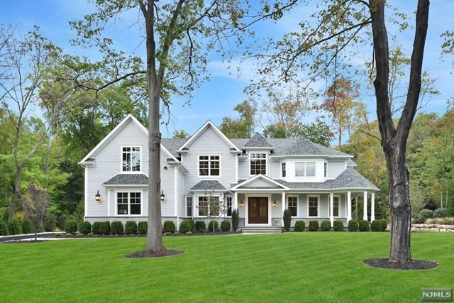 63 Rolling Ridge Rd, Upper Saddle River, NJ 07458 (MLS #1740625) :: William Raveis Baer & McIntosh