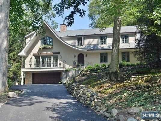 9 N Church Rd, Saddle River, NJ 07458 (#1741033) :: RE/MAX Properties