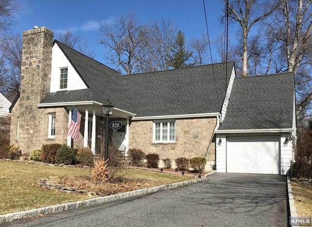 820 Bellis Parkway, Oradell, NJ 07649 (#1804366) :: RE/MAX Properties
