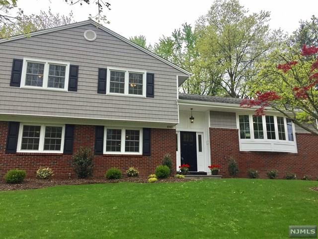 1043 Soldier Hill Road, Oradell, NJ 07649 (#1818955) :: RE/MAX Properties