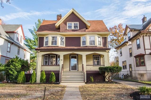 72 Roosevelt Avenue, East Orange, NJ 07017 (MLS #1846960) :: William Raveis Baer & McIntosh