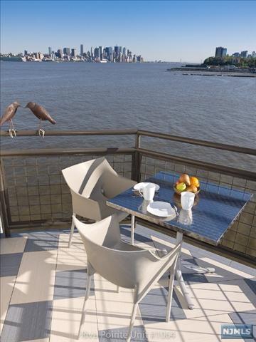 600 Harbor Boulevard #1064, Weehawken, NJ 07086 (MLS #1911998) :: Team Francesco/Christie's International Real Estate
