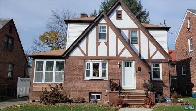 455 Chapman Street, Irvington, NJ 07111 (MLS #20048970) :: William Raveis Baer & McIntosh